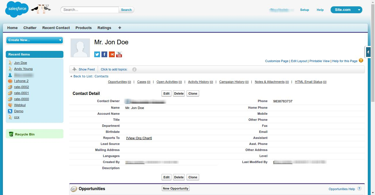 DML Operation In Salesforce | WedgeCommerce