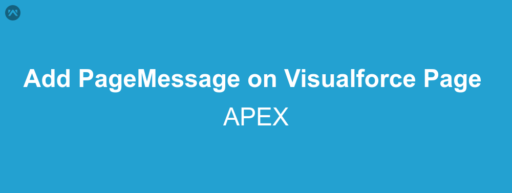 How to add PageMessages on Visualforce Page from APEX class