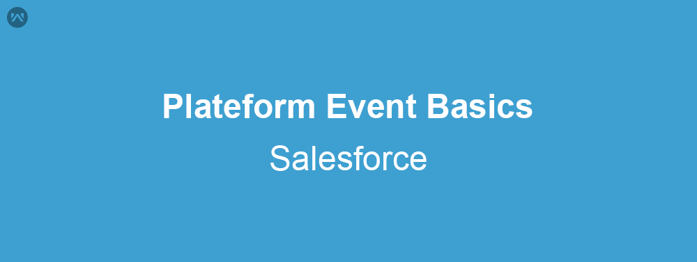 Plateform Event Basics